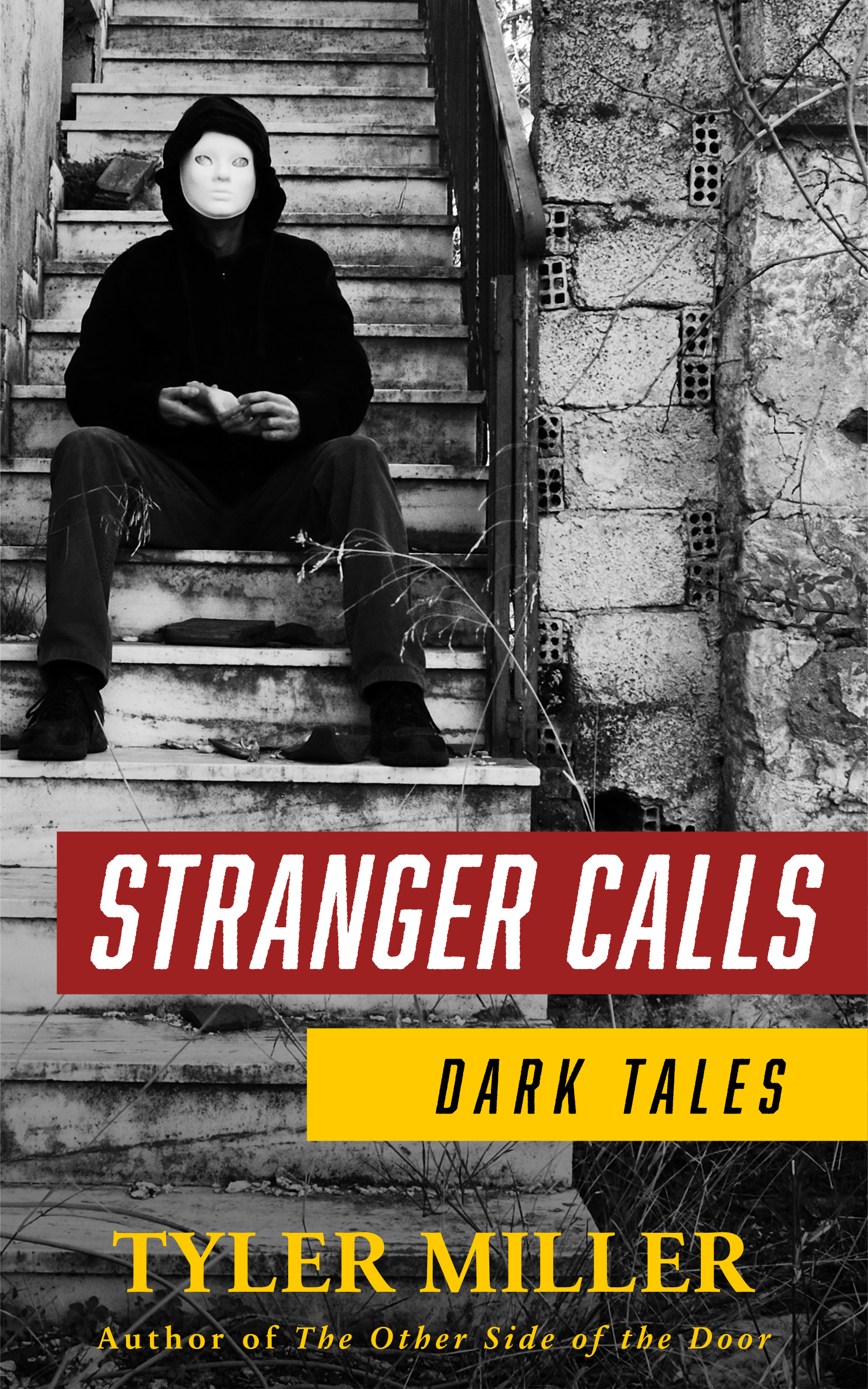 Stranger calls dark tales the black cat moan paperback and ebook available now fandeluxe Images