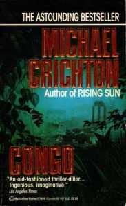 crichton congo