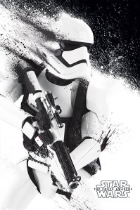 a star wars movie poster 2