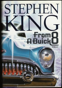 buick 8 book